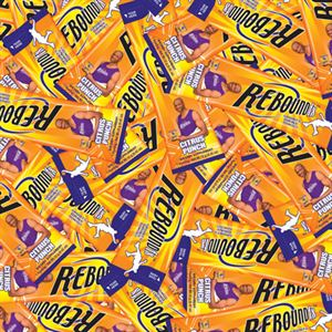 Picture of Rebound fx™ On-The-Go Pouches Citrus Punch - 125 count bulk